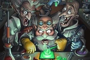 Квест Mad Scientists
