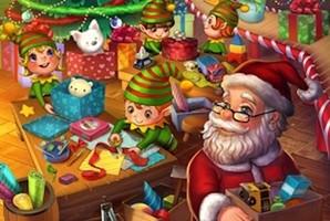 Квест Santa's Workshop