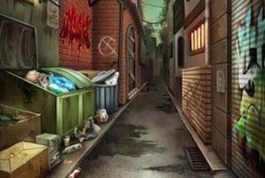 Квест The Alley