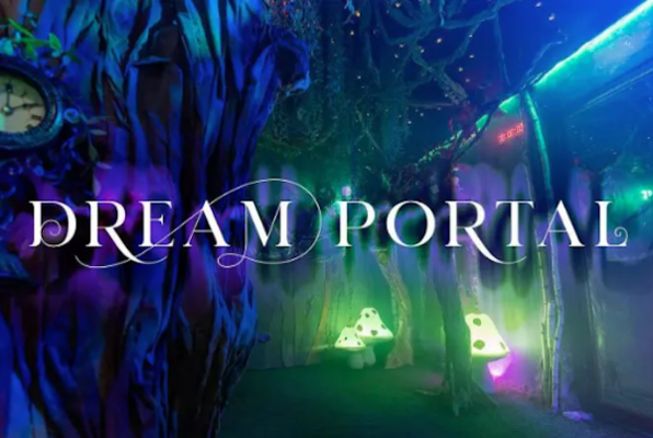 Dream Portal (Daydream Adventures) Escape Room