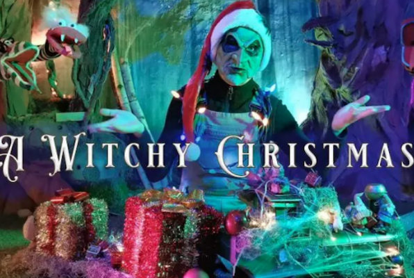 A Witchy Christmas Online
