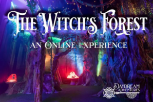 Квест The Witch's Forest Online