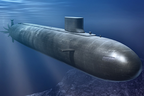 Submarine - Deepdown (Hint Hunt Dubai) Escape Room