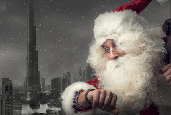 Merry Mystery (Hint Hunt Dubai) Escape Room