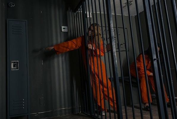 Prison (Maze Rooms) Escape Room