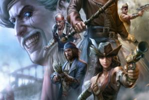 Квест Curse of Davy Jones VR