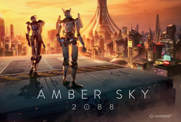 Amber Sky 2088 VR (Sandbox VR Chicago) Escape Room