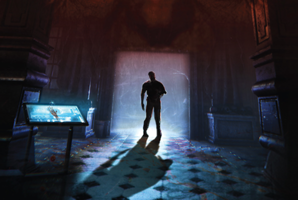 Deadwood Mansion VR