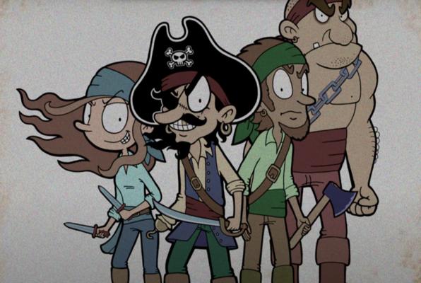 Pirates du Galion