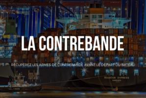 Квест La Contrebande