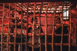 Квест Mozkomorovo vězení