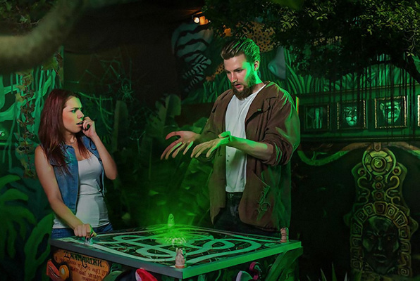 Jungle (Trapasmamas) Escape Room