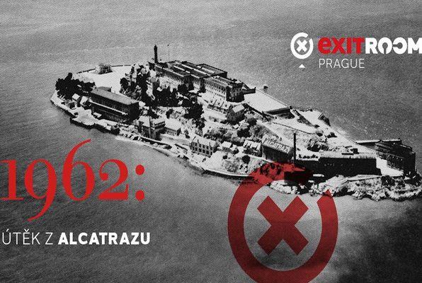 1962: Útěk z Alcatrazu