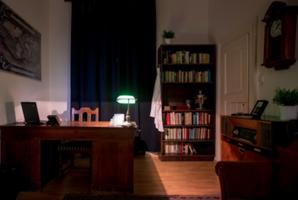 Квест Professor's Office