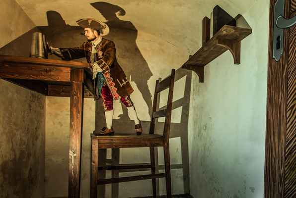 Gulliverova Cesta (RunAway) Escape Room