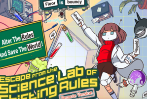 Квест Escape from the Science Lab of Shifting Rules Online