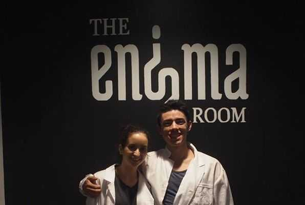 A Temporal Tangle (The Enigma Room) Escape Room