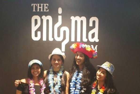 In Memoriam (The Enigma Room) Escape Room