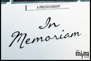 Квест In Memoriam