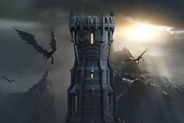 The Onyx Tower