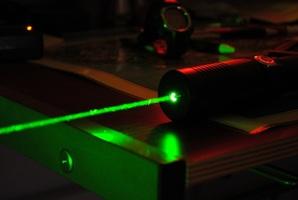 Квест Laser