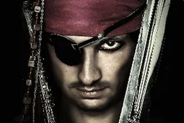 Heart of a Pirate