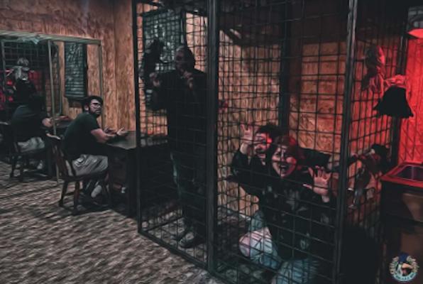 Zodiac Killer (Wild Goose Escapes) Escape Room