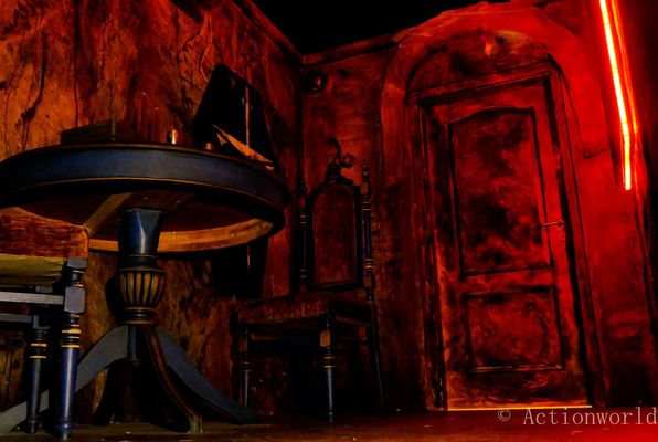 Dracula (Actionworld) Escape Room