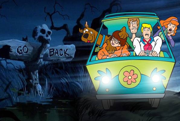 Scooby Doo and the Spooky Castle Adventure