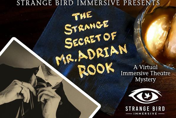 The Strange Secret of Mr. Adrian Rook Online