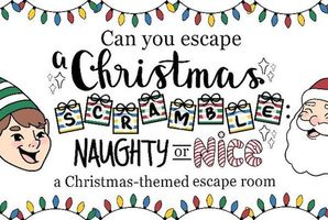 Квест A Christmas Scramble: Naughty or Nice