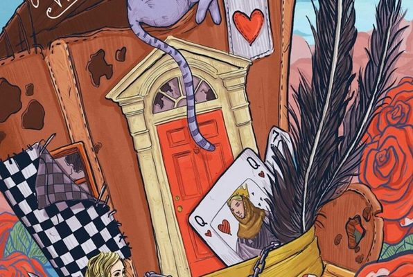 Alice in Wonderland Online (The Clue Room) Escape Room