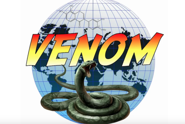 Venom (Golden Puzzle Room) Escape Room