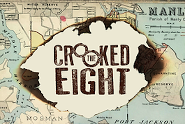The Crooked Eight (Room Eight) Escape Room