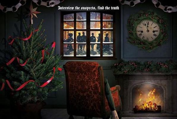 The Murder on Christmas Eve