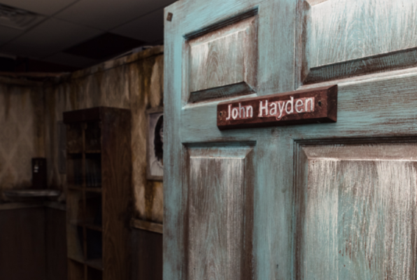 John Hayden's Room (13th Hour Haunted House) Escape Room