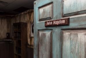Квест John Hayden's Room