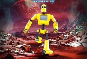 Квест Robot Rescue: Eh-Ric