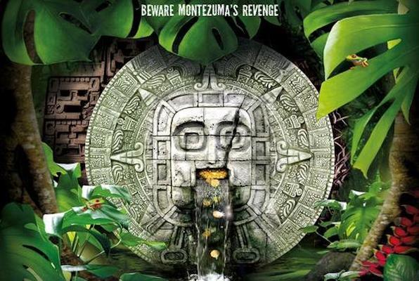 The Treasure of the Aztecs