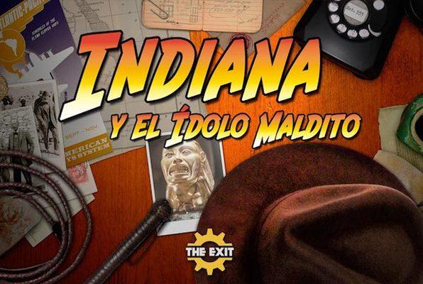 Indiana y el Ídolo Maldito