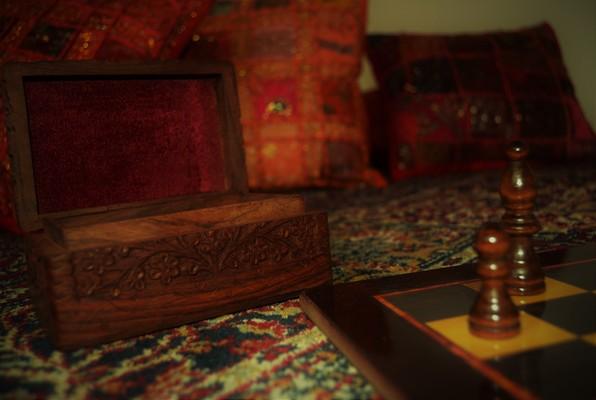 El Rehén (La Casa de las Habitaciones) Escape Room