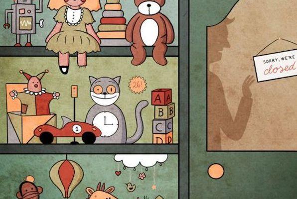 Toys (Bizarre) Escape Room
