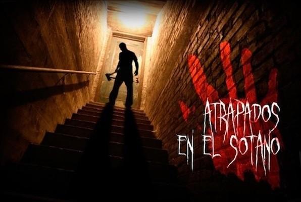 Atrapados en el Sótano (Clue Hunter Murcia) Escape Room