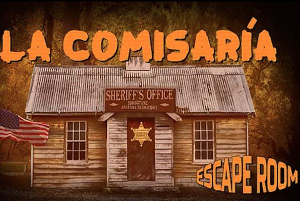 La Comisaría (Villa Indómita) Escape Room