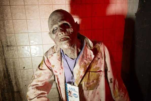 The Zombie Lab (Great Room Escape San Diego) Escape Room