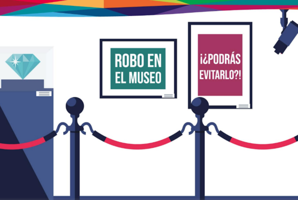 Robo en el Museo (Artescape) Escape Room