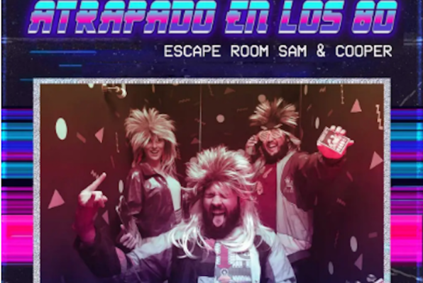 Atrapado en los 80 (Sam & Cooper Escape Room) Escape Room