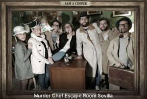 Квест Murder Chef