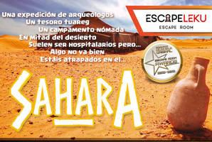 Квест Sáhara