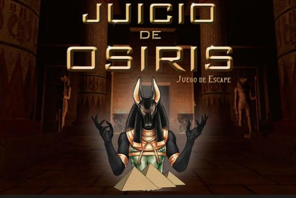 El Juicio de Osiris (Atrampados) Escape Room